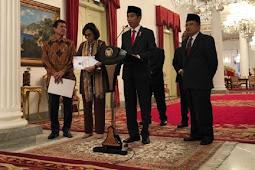 Alhamdulillah, THR dan Gaji ke-13 PNS Direstui Presiden Jokowi