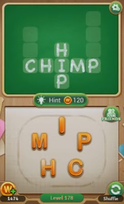 Word Blocks Level 176 177 178 179 180 Answers