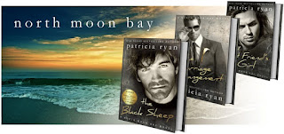 North Moon Bay series by patricia ryan
