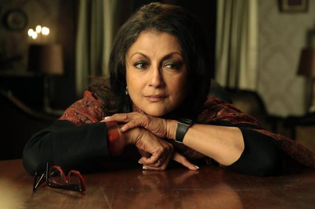 ঢাকার চলচ্চিত্র উৎসবে অপর্ণা সেন