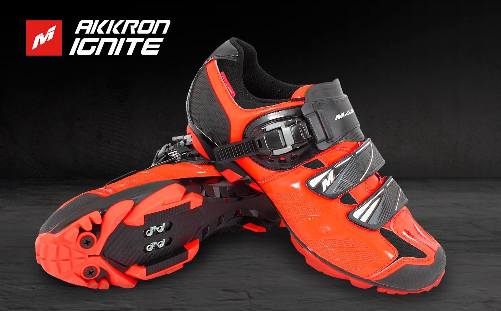 6f196e7612c84 Nuevas zapatillas Massi Akkron Ignite ~ Ultimate Bikes Magazine