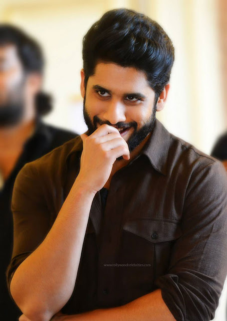 Naga Chaitanya Romance With Actress On The Beach