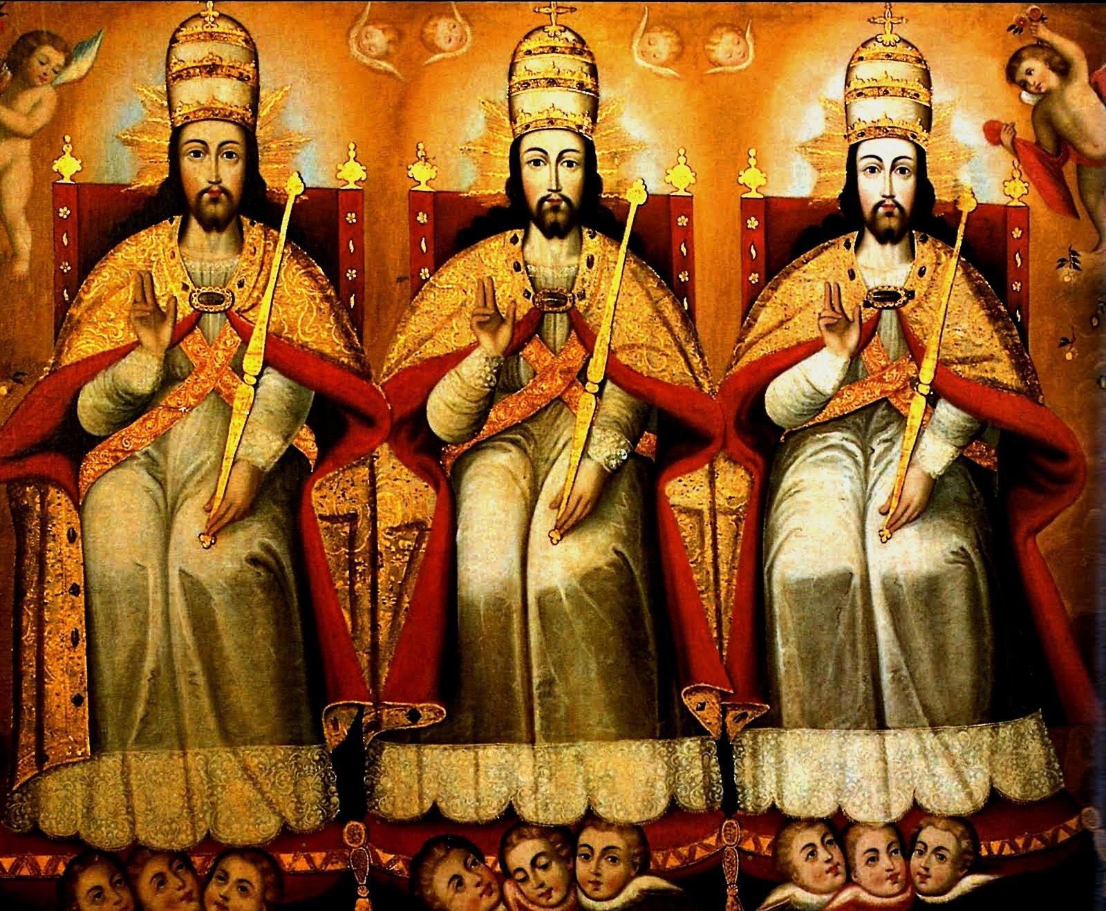 Hasil gambar untuk gambar trinitas