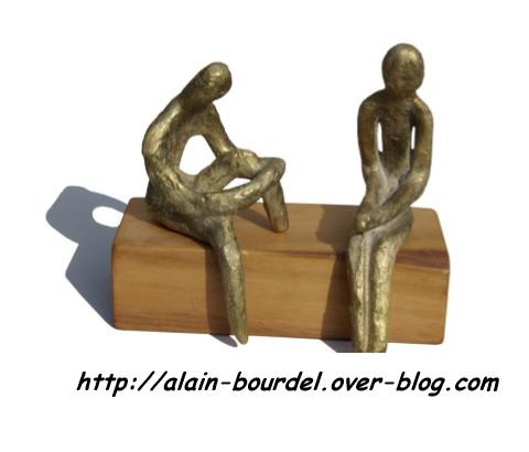 Proveysieux en chartreuse alain bourdel le sculpteur de - Meteo saint egreve ...
