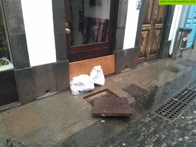 El Ayuntamiento inicia el martes las obras para evitar inundaciones en la zona de los balcones