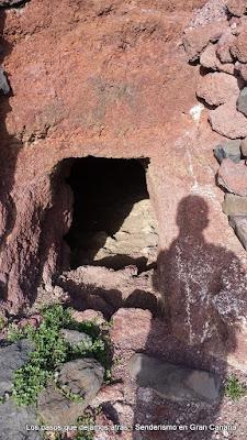 Cueva en los Morros de Ávila