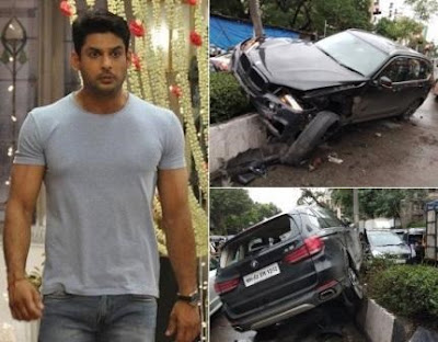 #instamag-siddharth-shukla-involved-in-car-accident
