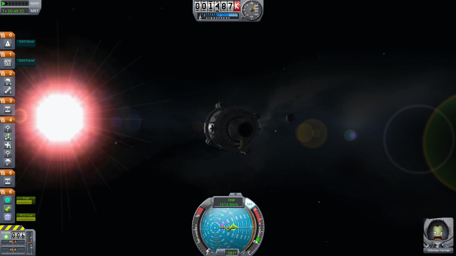 Kerbal KSP 0.16: Mun Rescue EVA Part 2 | Kerbal Space ...