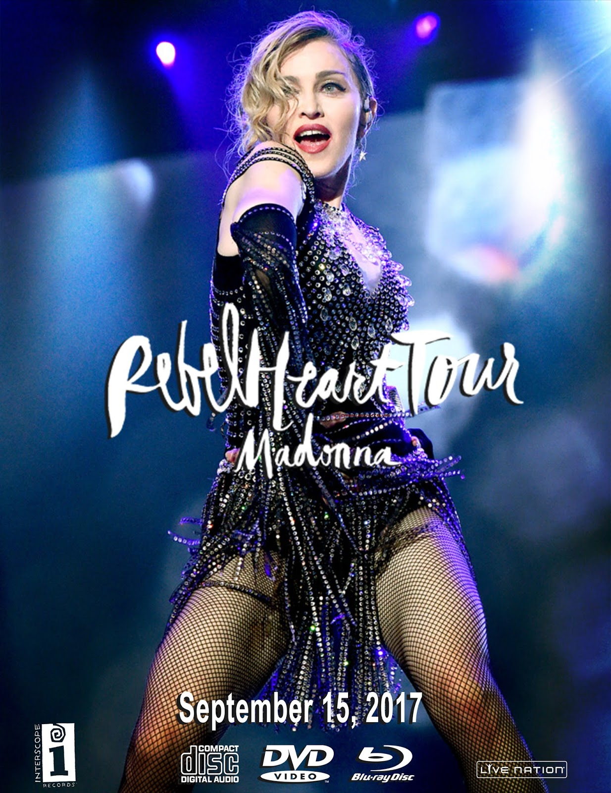 madonna fanmade covers rebel heart tour fanmade dvdampcd
