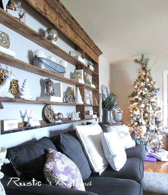 Budget ideas to decorate for Christmas
