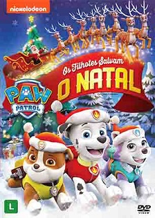 Paw Patrol – Os Filhotes Salvam o Natal (2017) Dublado DVDRip – Torrent Download