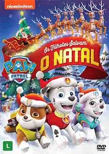 Paw Patrol – Os Filhotes Salvam o Natal (2017) Dublado DVDRip – Torrent Download