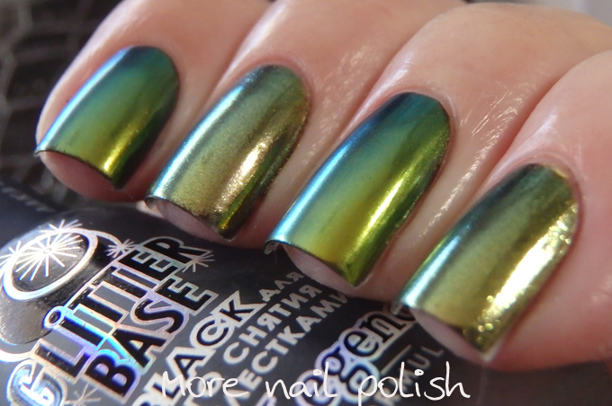 The Polish Chrome Wars Part 10 - Are all multichrome powders the ...