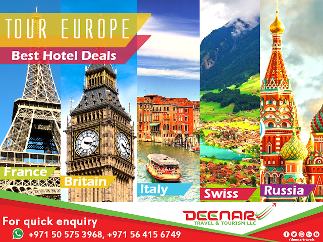 deenartravels europe tour
