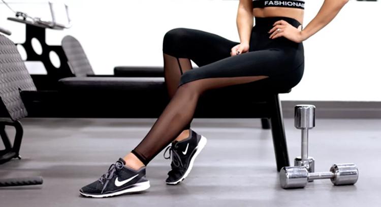 Ćwiczenia nieobciążające kolan – bez podskoków i tupania - Mangosteen