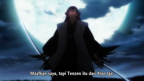 Basilisk: Ouka Ninpouchou Episode 02 Subtitle Indonesia
