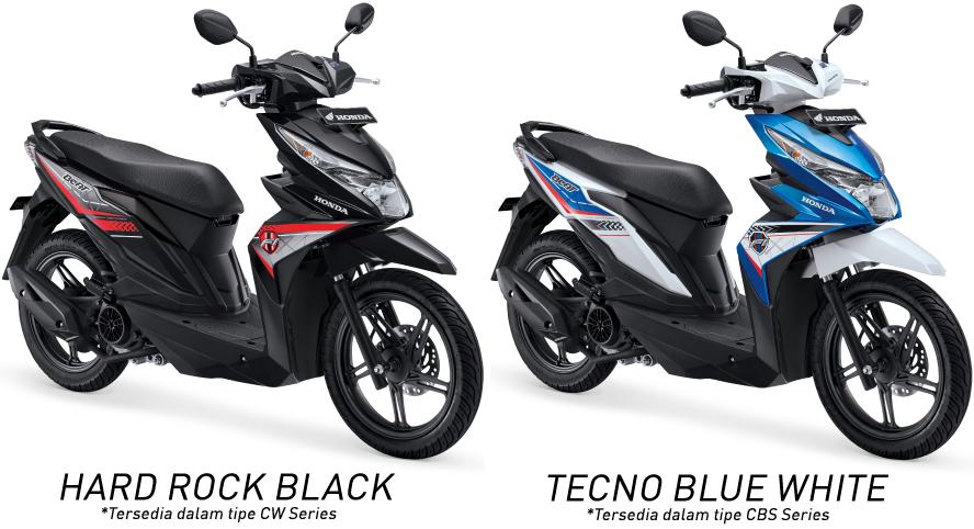Harga Terbaru Sepeda Motor Honda BeAT