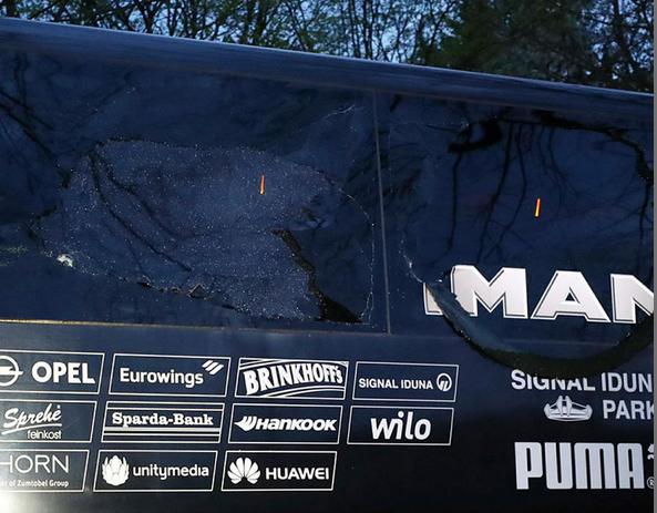 Explosions Hits Dortmund Team Bus – Match Postpone