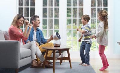 Jibo smart family robot