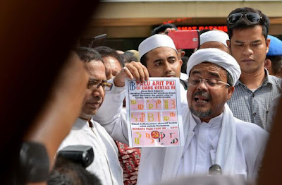Habib Rizieq Pastikan Senin Mendatang Hadiri Pemeriksaan Polda Jabar