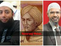 Tahukah Anda Imam Bonjol pun Dituduh Wahabi & Mimpi Ust Khalid Basalamah bertemu Nabi SAW