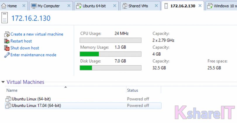 VMware Workstation Pro 15 0 4 Full - KshareIT - Software
