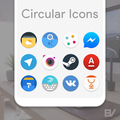 Orzak - Icon Pack v1.0.3 [Patched]
