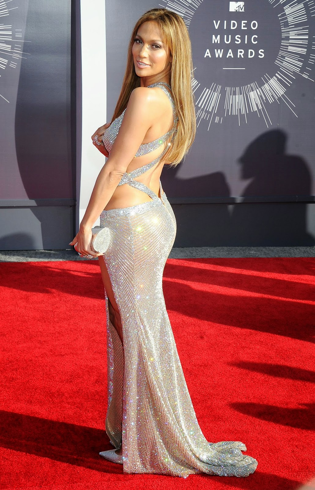 Jennifer Lopez – 2014 MTV Video Music Awards in Inglewood #VMA