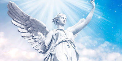 imagem do Santo Anjo da Guarda