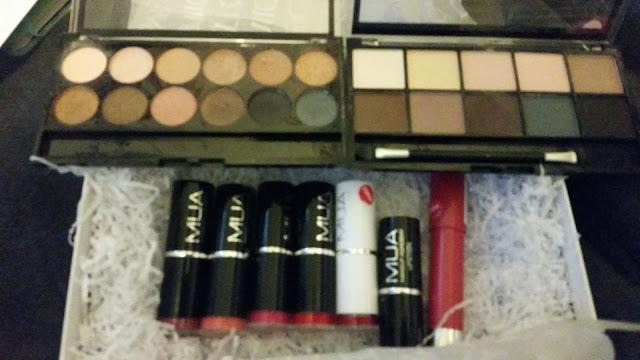 MUA Makeup 2015 Rehaul