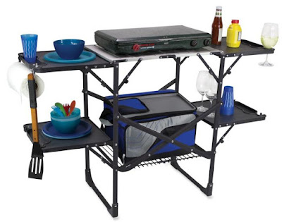 Best Camping Gear and Gadgets - Slim-Fold Cook Station