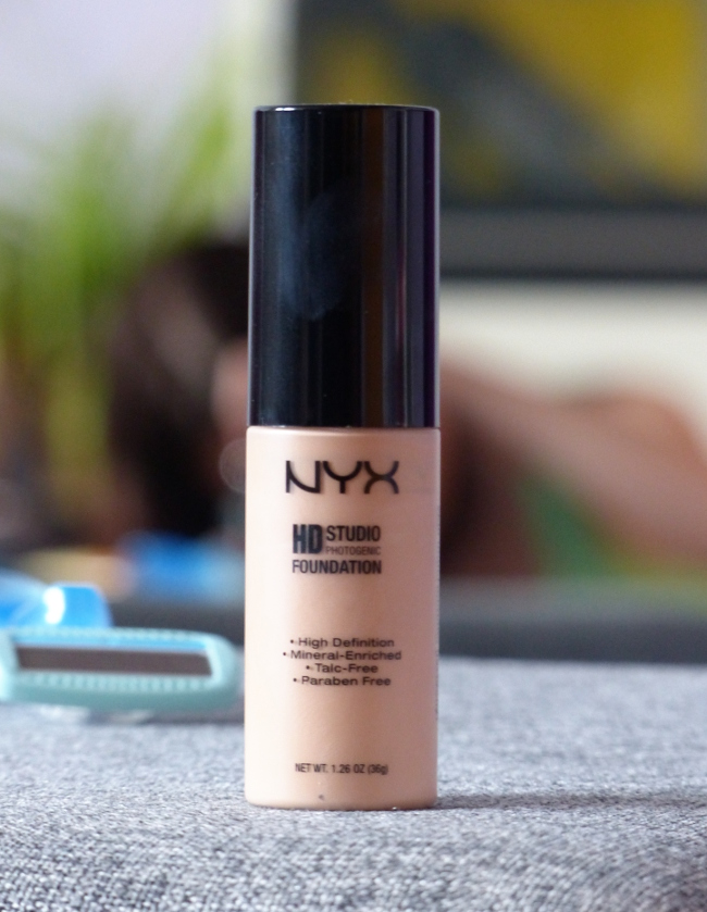 NYX HD Photogenic Foundation