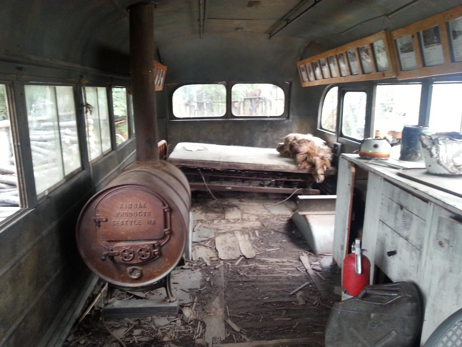 Chris Mccandless Bus 2016