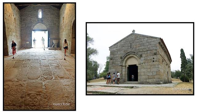 Capilla de San Miguel del Castillo, Guimaraes