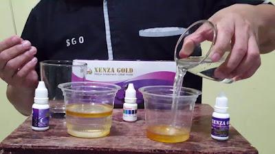 √ Xenza Gold Untuk Mata | Herballove