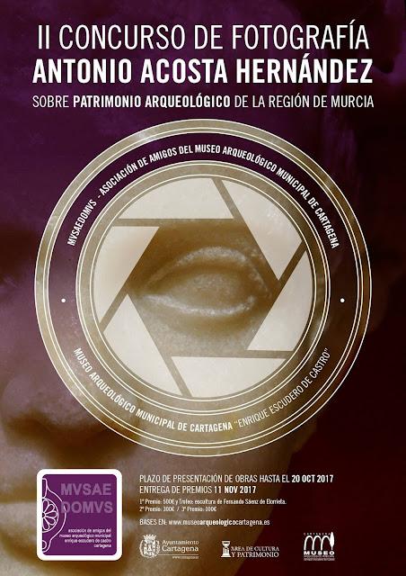 II Concurso de Fotografía 'Antonio Acosta Hernández'.