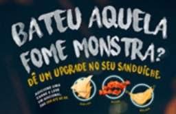 Promoção McNight McDonalds 2018 Acompanhamento Grátis Fome Monstra
