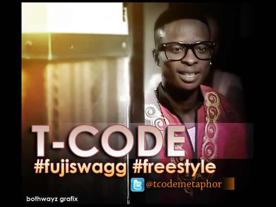 MUSIC Reply: T-Code – FUJI SWAG FREESTYLE [Reply To Terry G]