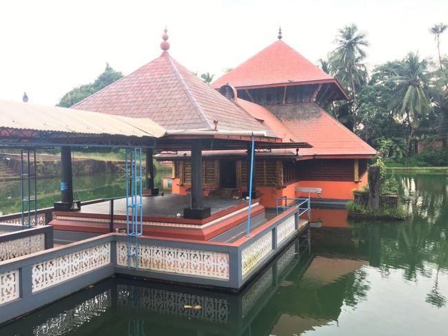 Ananthapura Lake Temple Sanctum Sanctorum