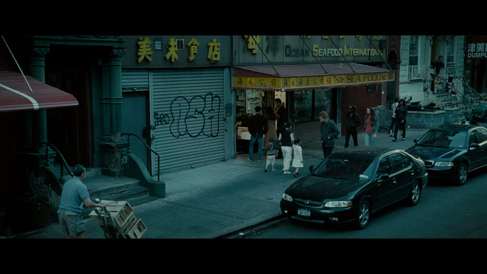 Sin Límites (2011) BRRip Full HD 1080p Latino-Ingles captura 1