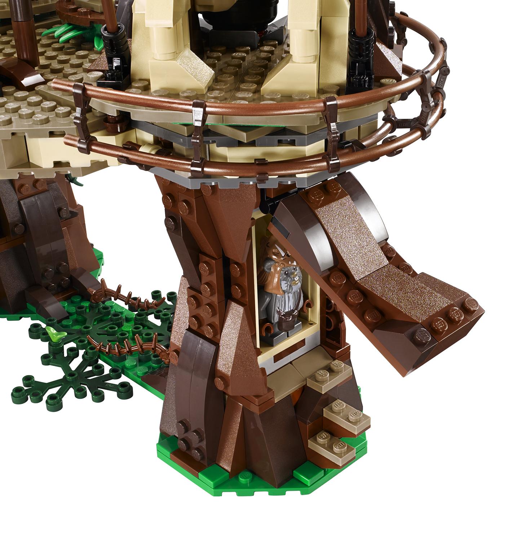 angry koala gear lego star wars ewok village set 10236
