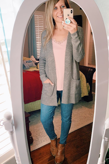 Old Navy Try On / Fall Closet Staples  / Midwestern Mama