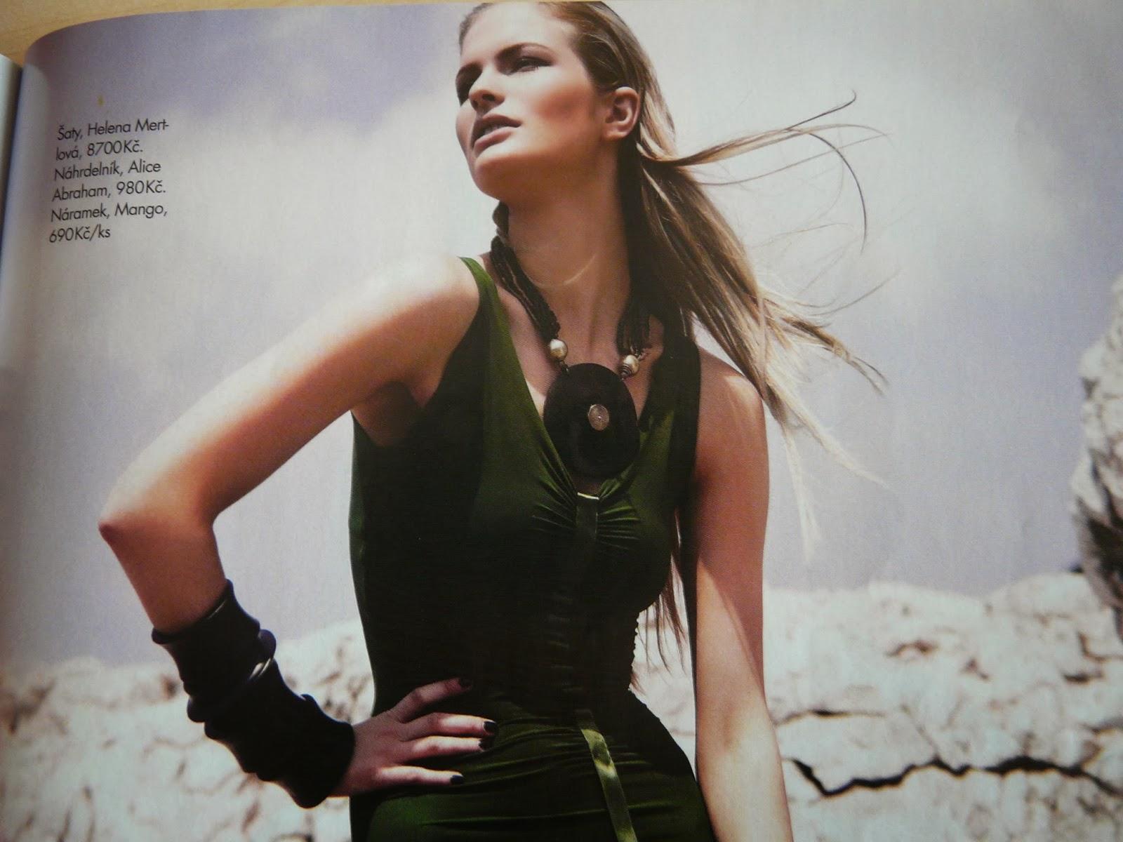 8d1e4ce26 Inspiraci jsem našla v časopisu Elle - červenec 2008 (velmi dlouho  zapomenutý projekt)