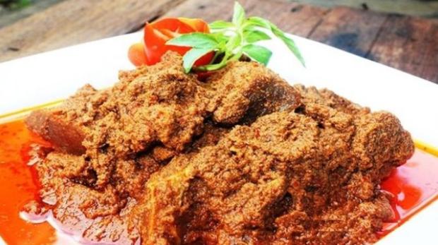 Rendang, Makanan Indonesia Terlezat yang Diakui Dunia