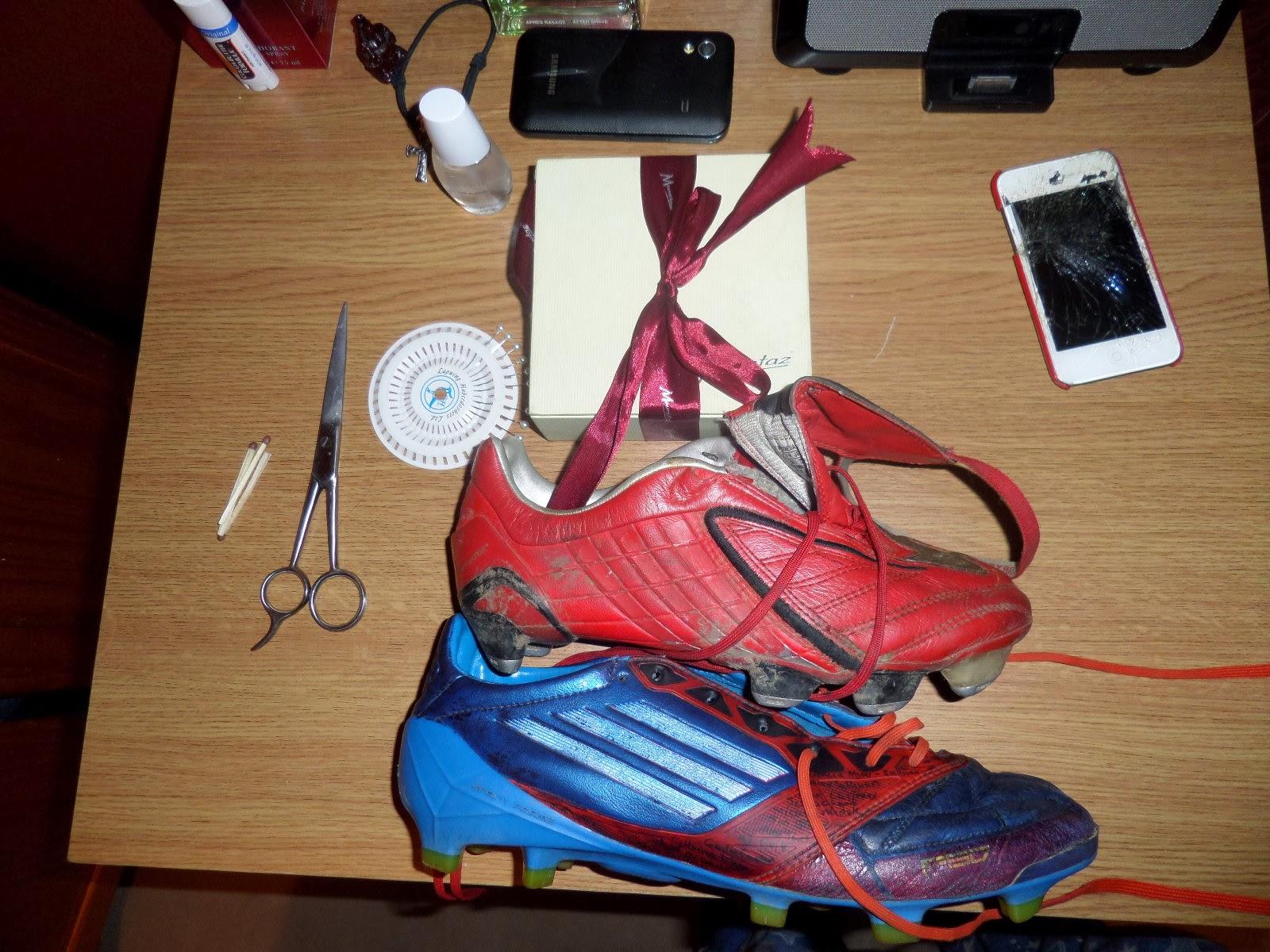 2bb5e59d9d9f Custom Football Boots - Adidas PredatorZERO