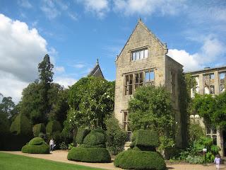 Nymans, Hidcote garden