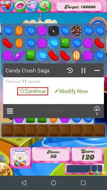 Cheat Candy Crush