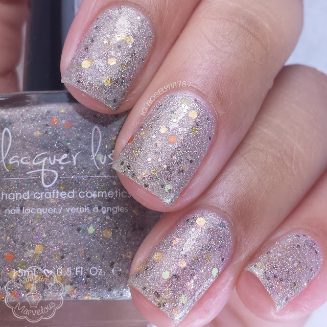 Lacquer Lust - Candy Corn and Unicorns