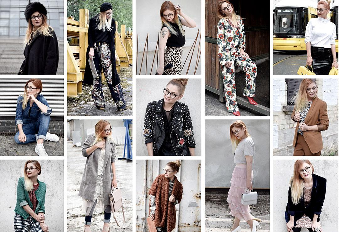 was tragen Frauen Ü30 und Ü40, viele verschiedene Looks