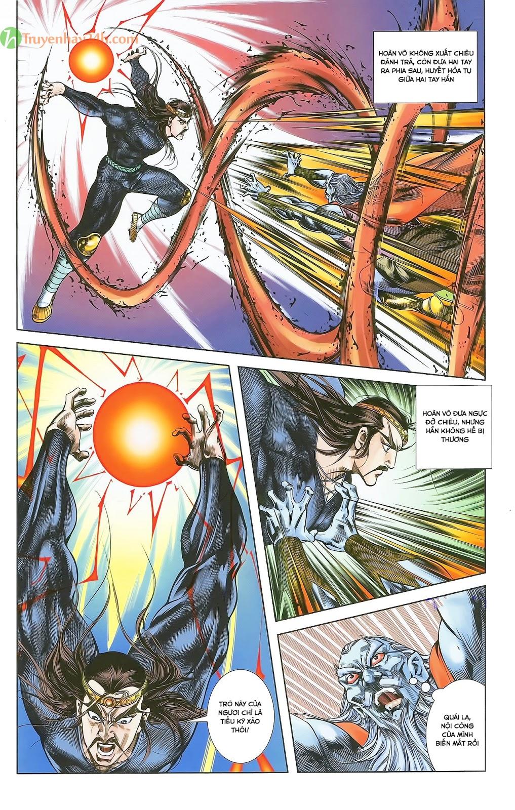 Tần Vương Doanh Chính chapter 28 trang 13